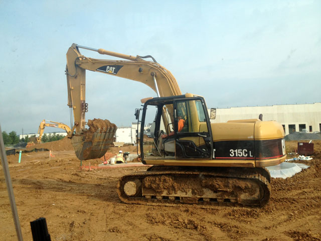 Excavation Services by Construction Masters Services