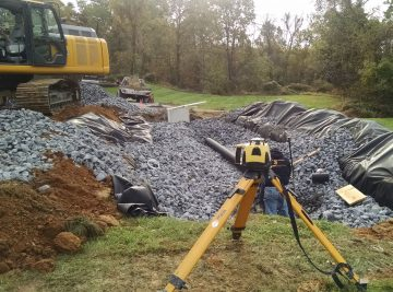 West Shore Sportsman's Association Post-Construction Stormwater Management and Infiltration Solutions by CMS