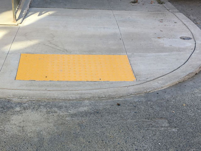 CMS completed the 2016 Allentown ADA ramps project.