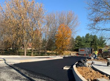 Warwick Round-a-bout project in Lititz, PA by Construction Masters Services